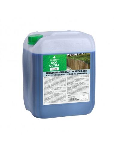 PROSEPT ECO ULTRA - невымываемый антисептик гот.состав, 10 литров