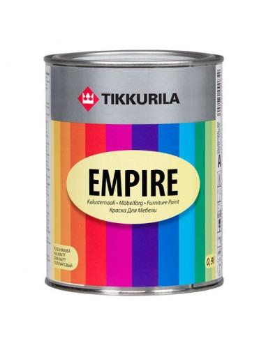 Краска для мебели Tikkurila Эмпир 9л
