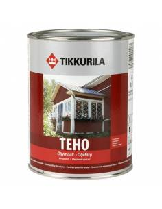 Масляная краска Тиккурила Техо - Tikkurila Teho, 9л