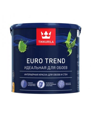 Краска Tikkurila Euro Trend / Тиккурила Евро Тренд (9л)