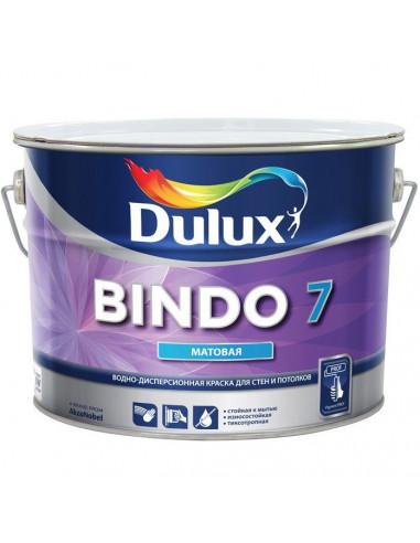 Краска Dulux Bindo 7 / Дюлакс Биндо 7 2.5л, база BW