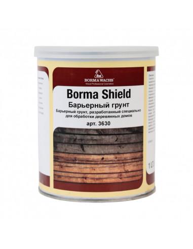 Антисептик для наружных работ Borma Shield - Борма Барьерный грунт 1л.