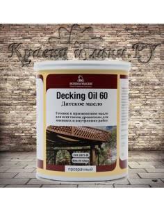 Датское масло Борма - Deckig Oil, Danish OIL, полуглянец, 5л.