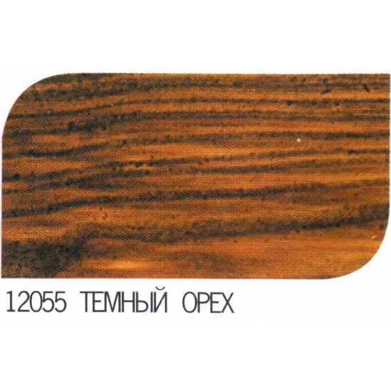 Тиковое масло Борма - Teak Oil Borma Wachs, 12055 Темный орех, 1л