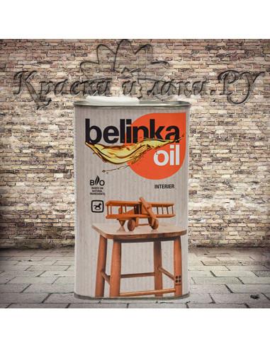 Масло с воском Belinka / Белинка INTERIER (2.5л)