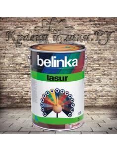 Пропитка Белинка Лазурь - Belinka Lasur, Старая древесина, 10л