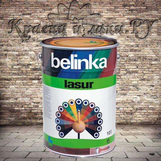 Пропитка Белинка Лазурь - Belinka Lasur, Пиния, 2.5л