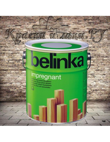 Грунт для влажных помещений Belinka Impregnant / Белинка Импрегнант, 10л.