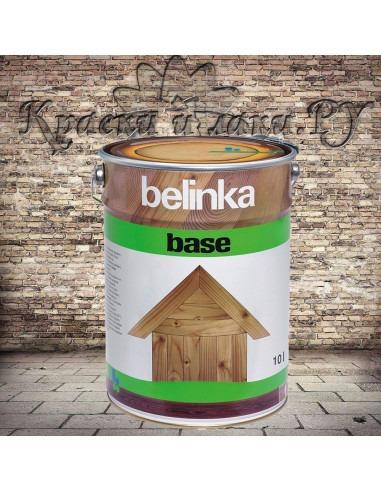 Грунтовочный антисептик Belinka Base / Белинка База, 2.5л.