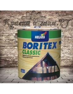 Антисептик Боритекс Классик - Boritex Classic, Эбеновое дерево, 10л