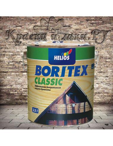 Антисептик Боритекс Классик - Boritex Classic, Махагоний, 10л