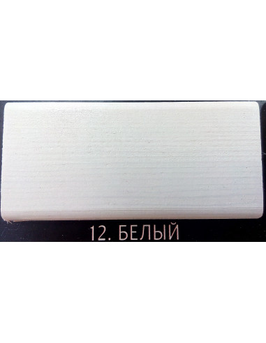 Пропитка Верес Ультра Лазурь - Veres Ultra Lazura, Белый, 10л.