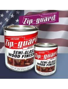 Уретановый лак URETHANE WOOD FINISH Zip-Guard полуматовый (0.946 л)