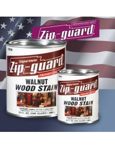Морилка ORIGINAL TRANSPARENT OIL-BASED WOOD STAIN Zip-Guard Красный дуб (0.946 л)