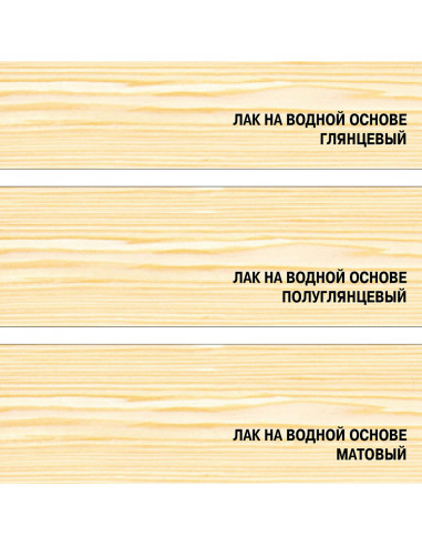 Лак на водной основе Marine & Door Spar varnish полуматовый (3.785 л)