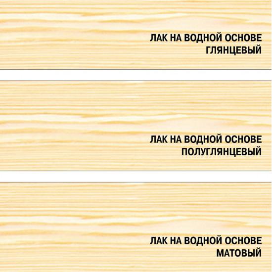 Лак на водной основе Marine & Door Spar varnish глянцевый (3.785л)