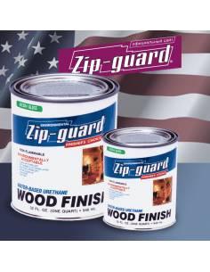Водно-Уретановый Лак Zip-Guard Water-Based Urethane Wood Finish (3.785л) полуглянцевый