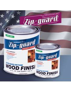 Водно-Уретановый Лак Zip-Guard Water-Based Urethane Wood Finish (3.785л) глянцевый