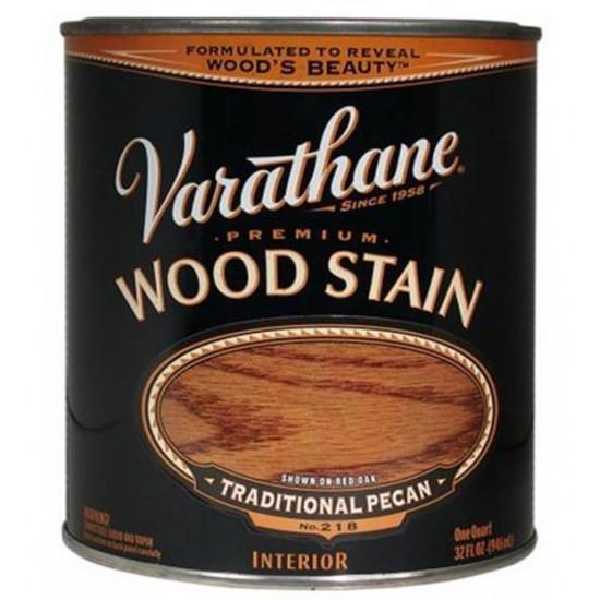 Varathane Wood Stain тонирующее масло (3.78л), Тёмный орех