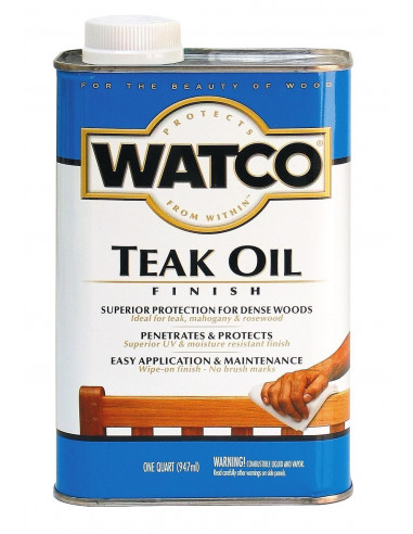 Тиковое масло WATCO Teak Oil Finish 3.8л