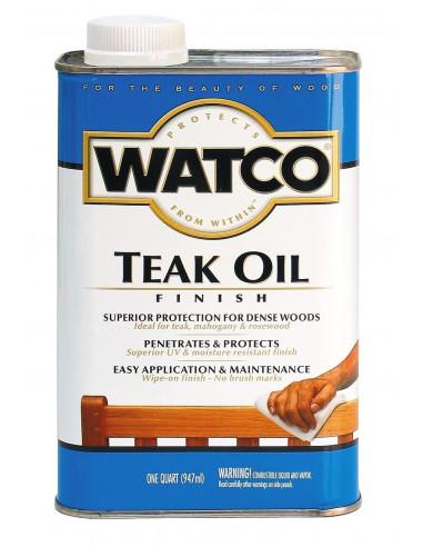 Тиковое масло WATCO Teak Oil Finish