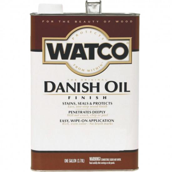 Датское масло WATCO Danish Oil, Фруктовое дерево (0.946л)
