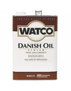 Датское масло WATCO Danish Oil, Черный орех (0.946л)