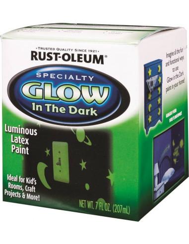 Краска светящаяся в темноте Specialty Glow In The Dark банка (0.236л)