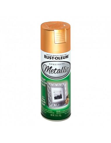 Краска с эффектом яркого металлика Specialty Metallic Spray, Медь (0.312л)