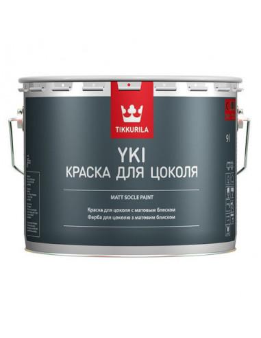 Краска для цоколя Тиккурила Юки - Tikkurila Yki 9л