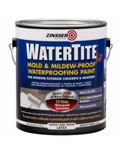Гидроизоляционная краска для бетона WATERTITE-LX (3.78л)