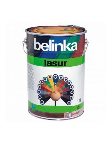 Пропитка Белинка Лазурь - Belinka Lasur, Эбеновое дерево, 10л