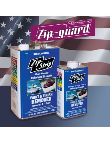 Смывка краски ZIP-STRIP Premium Paint and Finish Remover Zip-Guard (0.946 л)