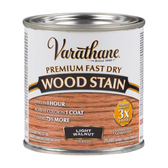 Морилка масляная Varathane Fast Dry Wood Stain (0.946) Светлый орех