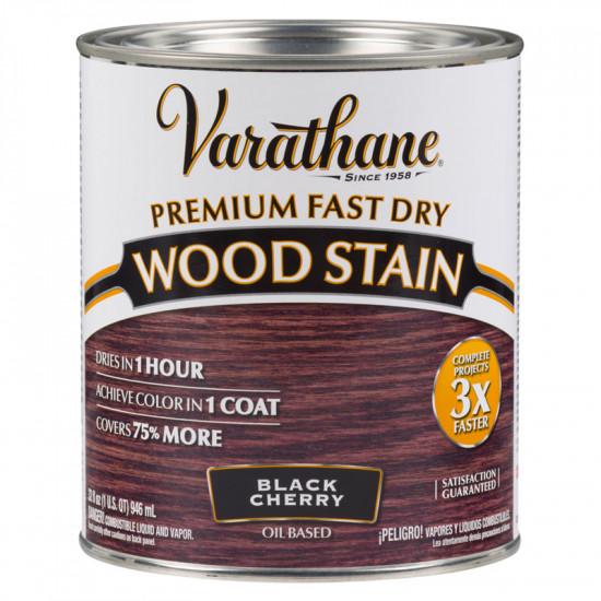 Морилка масляная Varathane Fast Dry Wood Stain (0.946) Черешня