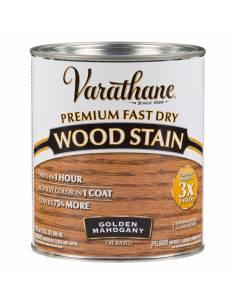 Морилка масляная Varathane Fast Dry Wood Stain (0.946) Золотой махагон