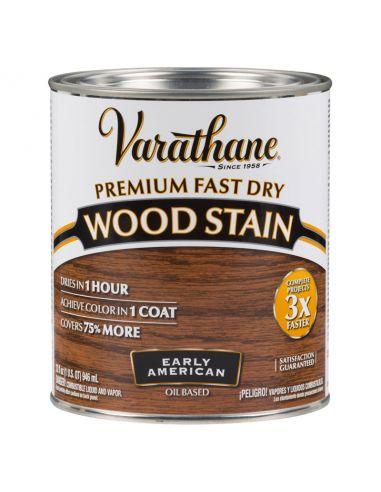 Морилка масляная Varathane Fast Dry Wood Stain (0.946) Ранняя америка