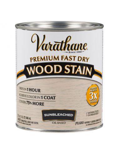 Varathane Fast Dry Wood Stain (0.946 л.) Выбеленное дерево