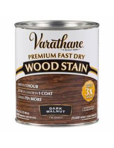 Масло для дерева Varathane Fast Dry Wood Stain (0.946) Темный орех