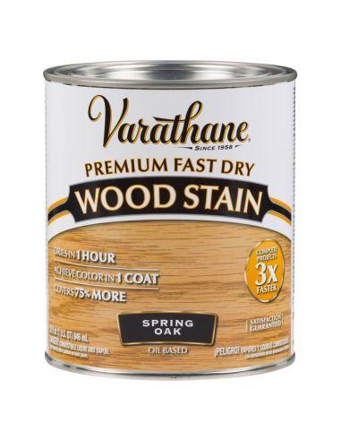 Масло для дерева Varathane Fast Dry Wood Stain (0.946) Весенний дуб