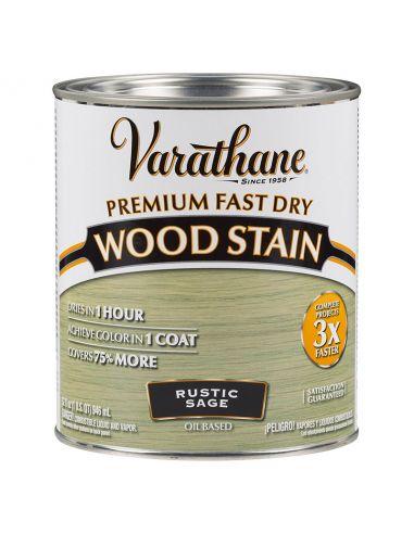 Масло для дерева Varathane Fast Dry Wood Stain (0.946) Шалфей