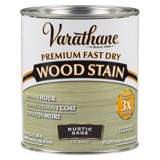 Морилка масляная Varathane Fast Dry Wood Stain (0.946) Шалфей