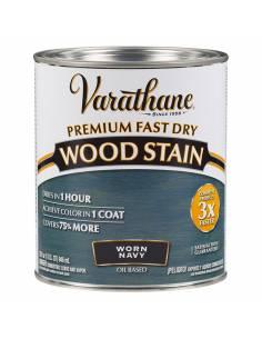 Морилка масляная Varathane Fast Dry Wood Stain (0.946) Состаренный морской