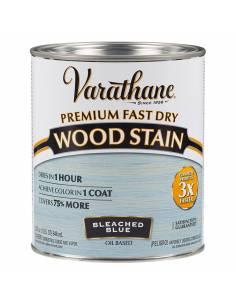 Морилка масляная Varathane Fast Dry Wood Stain (0.946) Выбеленный голубой