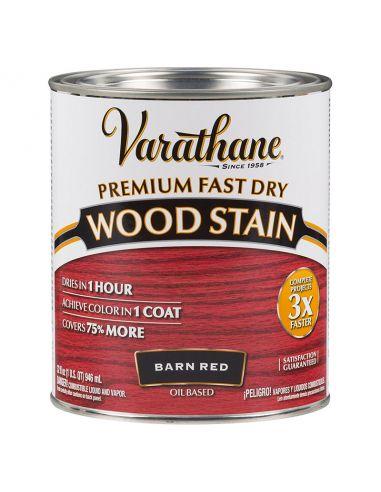 Масло для дерева Varathane Fast Dry Wood Stain (0.946) Рубиновый