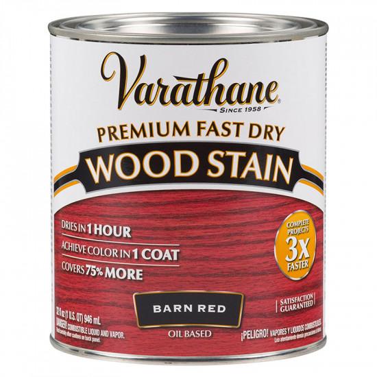 Морилка масляная Varathane Fast Dry Wood Stain (0.946л) Рубиновый