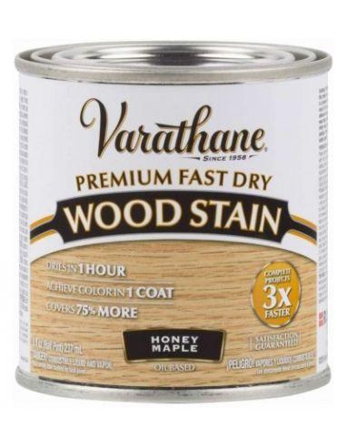 Морилка масляная Varathane Fast Dry Wood Stain (0.946) Медовый клен