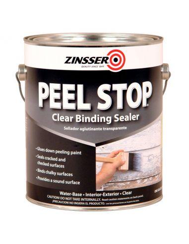 Грунт для потрескавшихся поверхностей Zinsser Peel Stop Clear Binding Primer (3.78л)