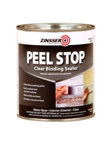 Грунт для потрескавшихся поверхностей Zinsser Peel Stop Clear Binding Primer (0.946л)