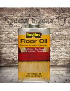 Масло для пола Floor Oil Rustins 1л